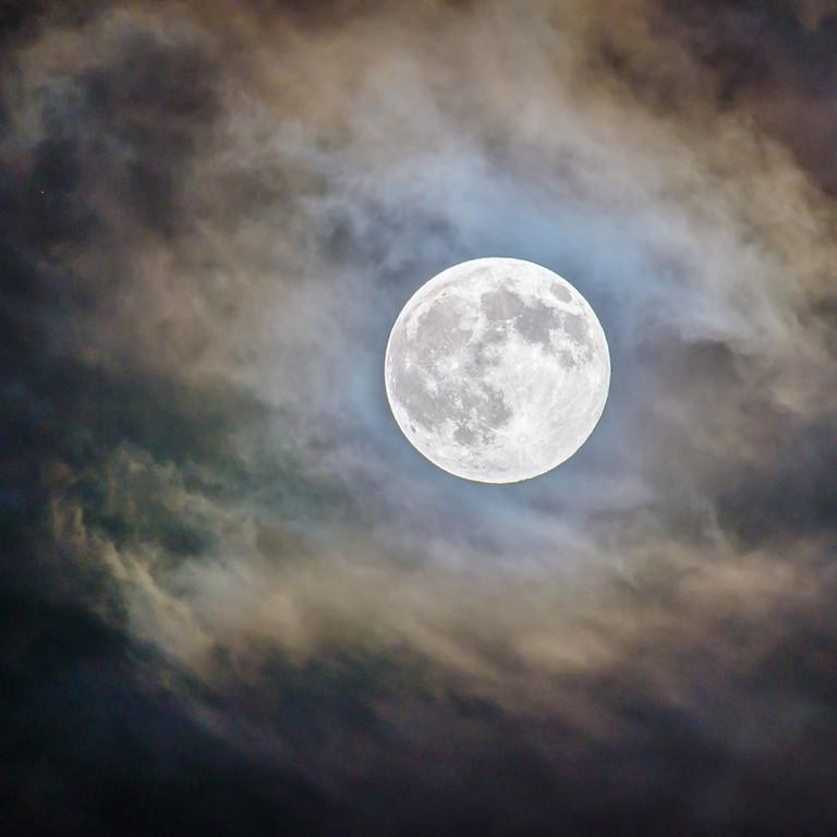 "Soirée Sono-Vibratoire ""pleine lune"""