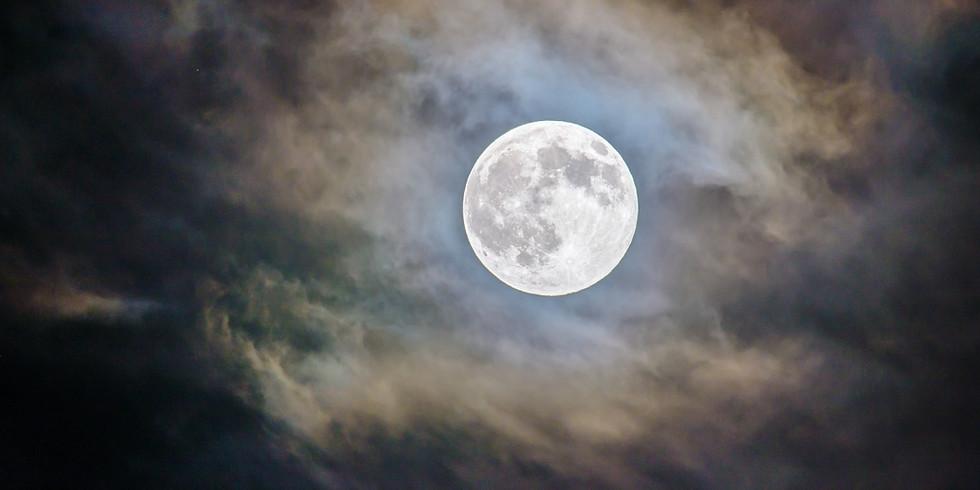 Full Moon Release - Group Breathwork Healing