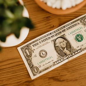 Quanto dinheiro levar na primeira semana?
