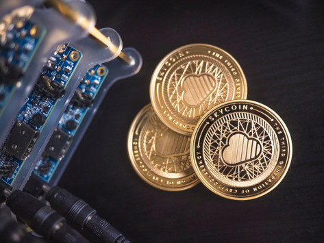 Crypto IPO alert - Bakkt going public.