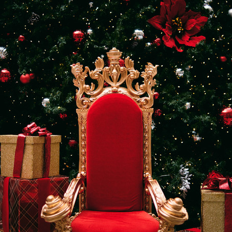 Who is on the Throne this Holiday Season?