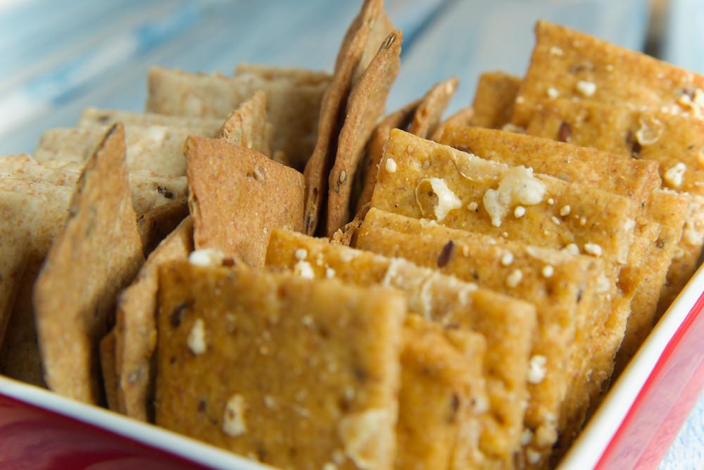 saltine crackers