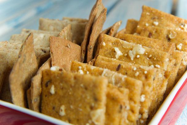хрупкави соленки-рецепта за крекери-lubkailievakk.com