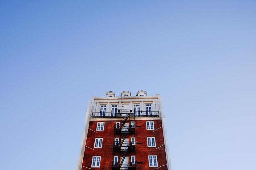Apartment Building Refinance