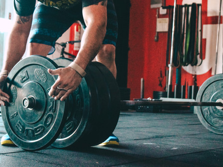 Top 8 Common Mistakes Made in the Gym