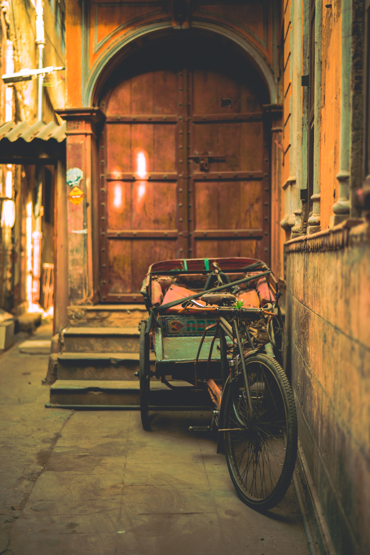 Cycle rickshaw Old Delhi