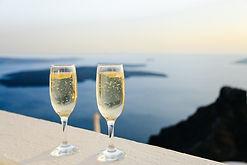 champagne ferie hav balkon