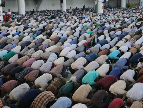 Allah ville dumpe i matematik