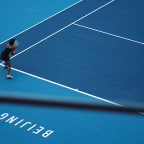The rise of the sportswoman.