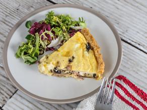 Vegetarian Easter Quiche (GF)