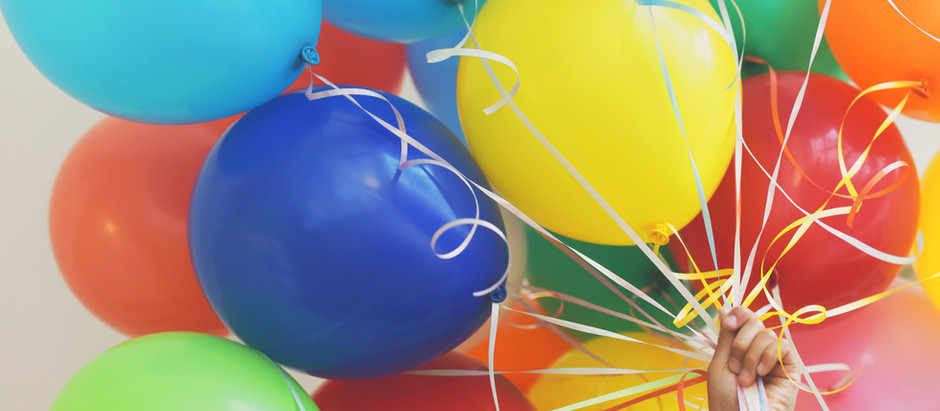 Ideas for a Kid's Birthday Party