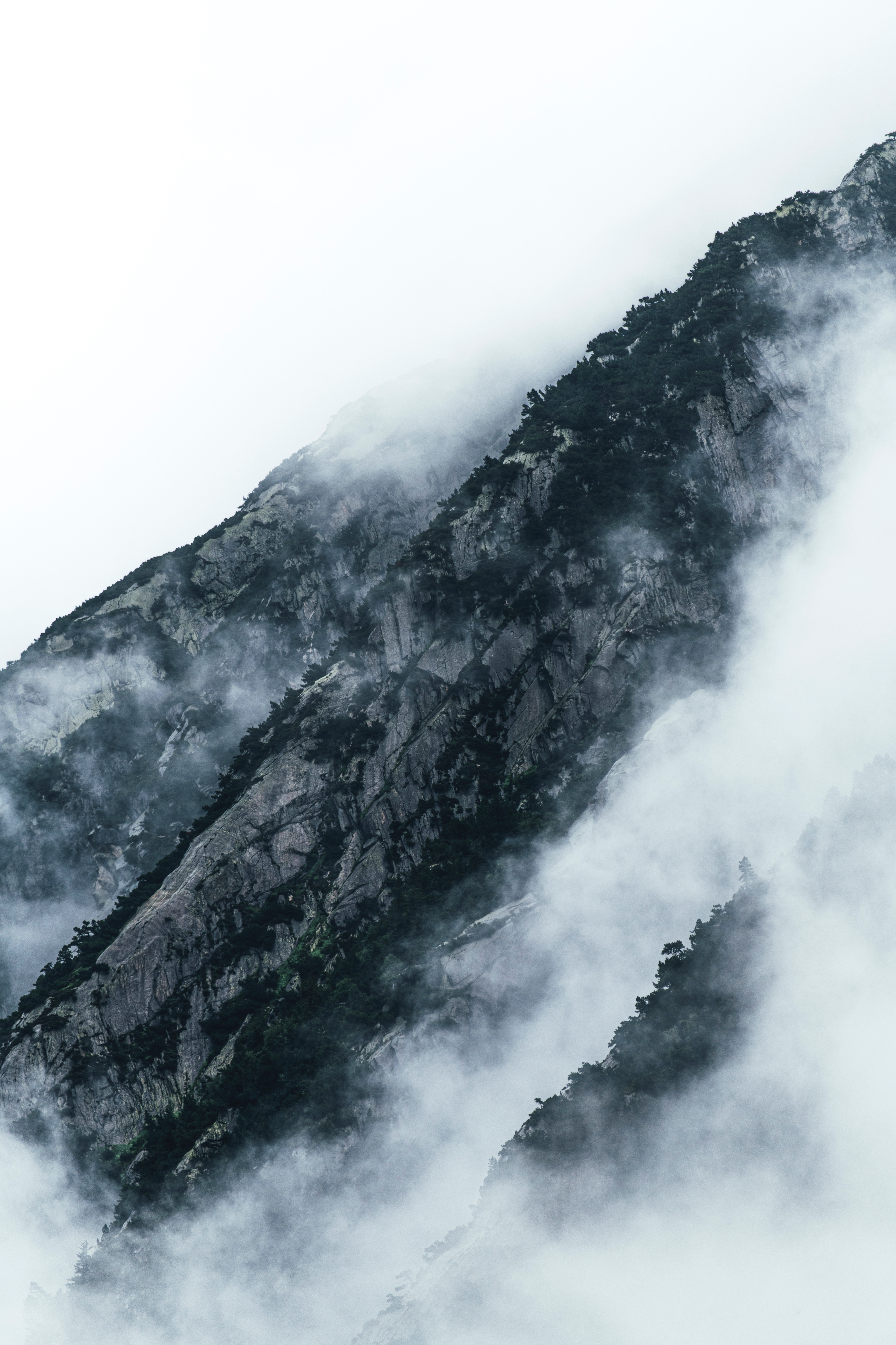 Berge - Wilde Natur