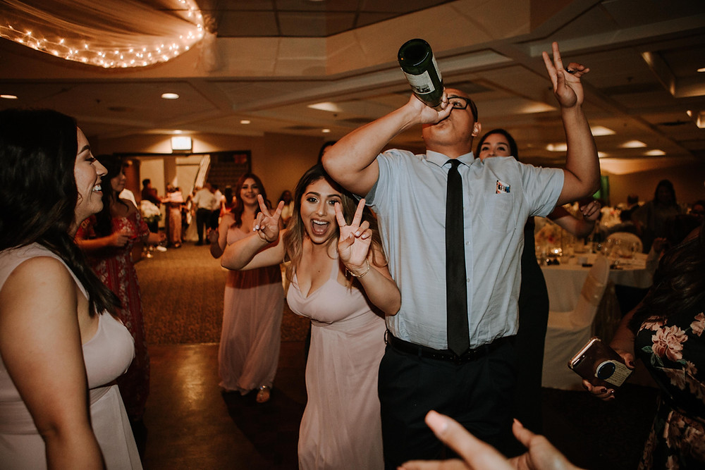 Rent your dance floor! (And we'll clean up that spilled champagne)