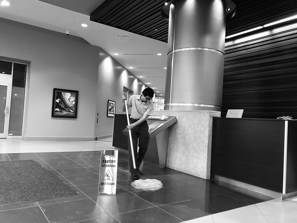 Aseptic Gives Advice On Keeping Your Buildings Clean And Safe.