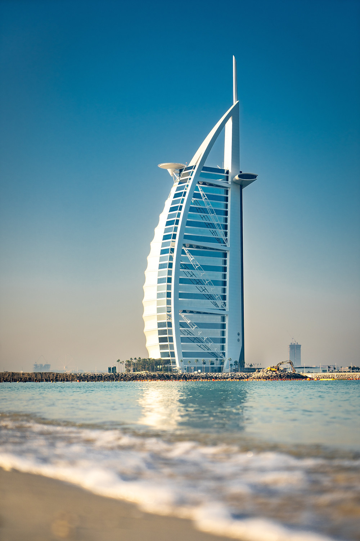 בורג' אל ערב הוא מלון 7 כוכבים בדובאי