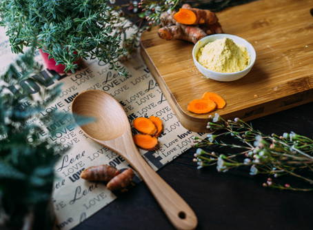 Gut Benefits Of Lemongrass, Turmeric, and Ginger