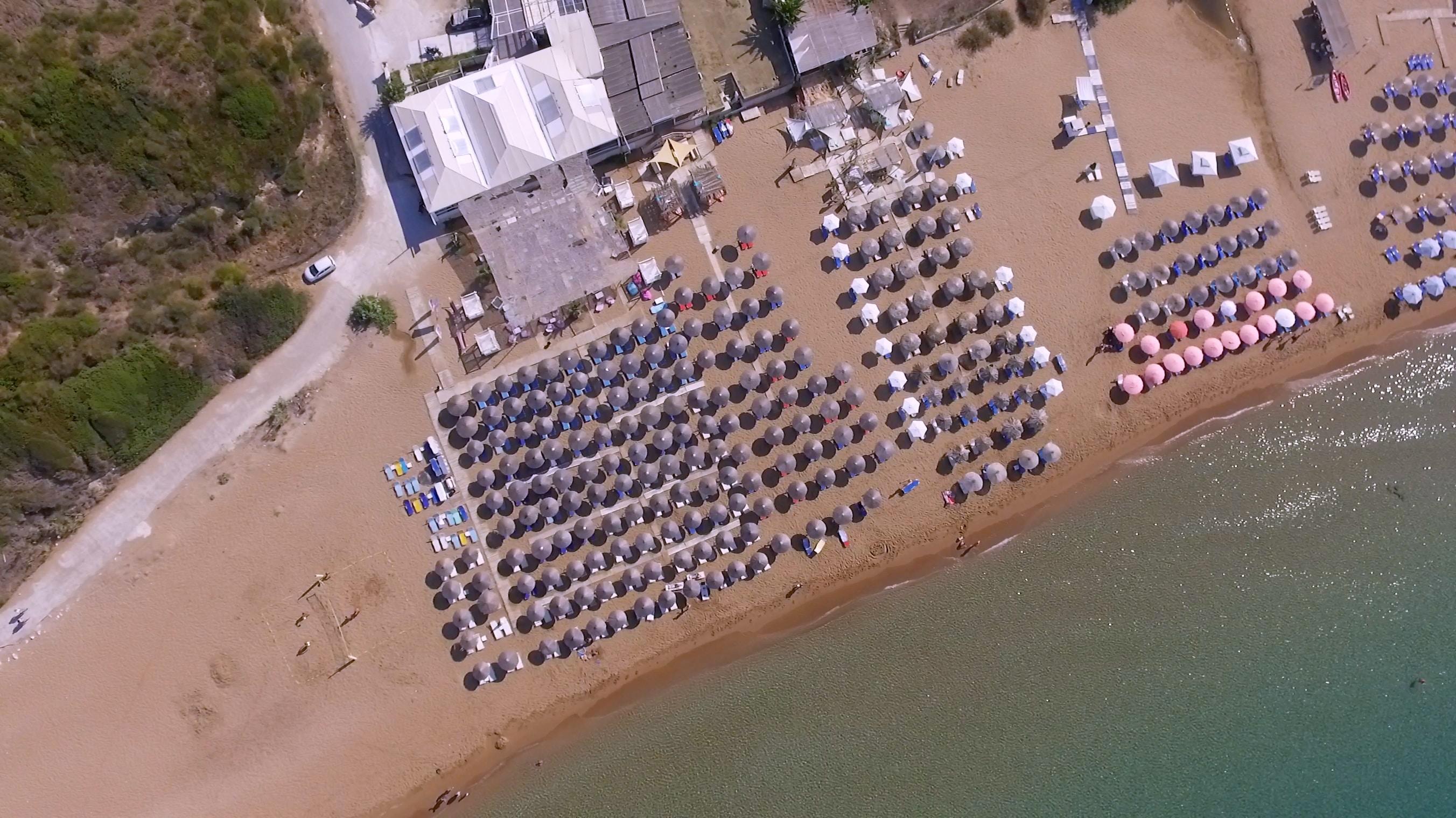 Foto per promozione stabilimento balneare