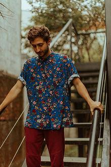 Mens Shirt | Mens Vintage Clothing | Mens Top | Mens Jumper