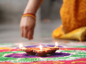 This Diwali - Covid friendly style