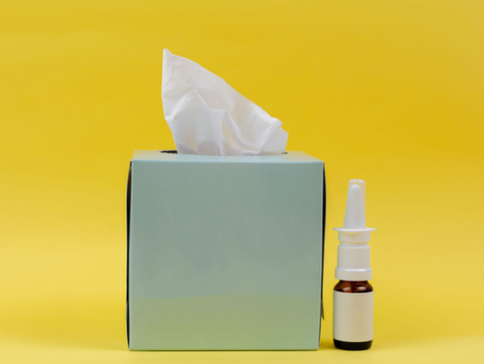 Solutions for Springtime Allergies