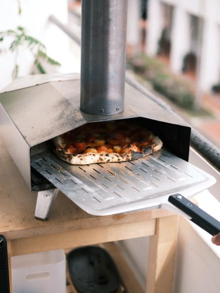Recept: Veggie-loaded Pizza