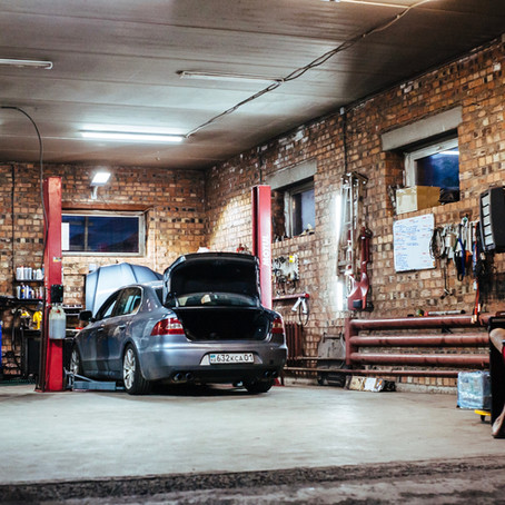 What Working in the Garage Taught Me About Lean Tools