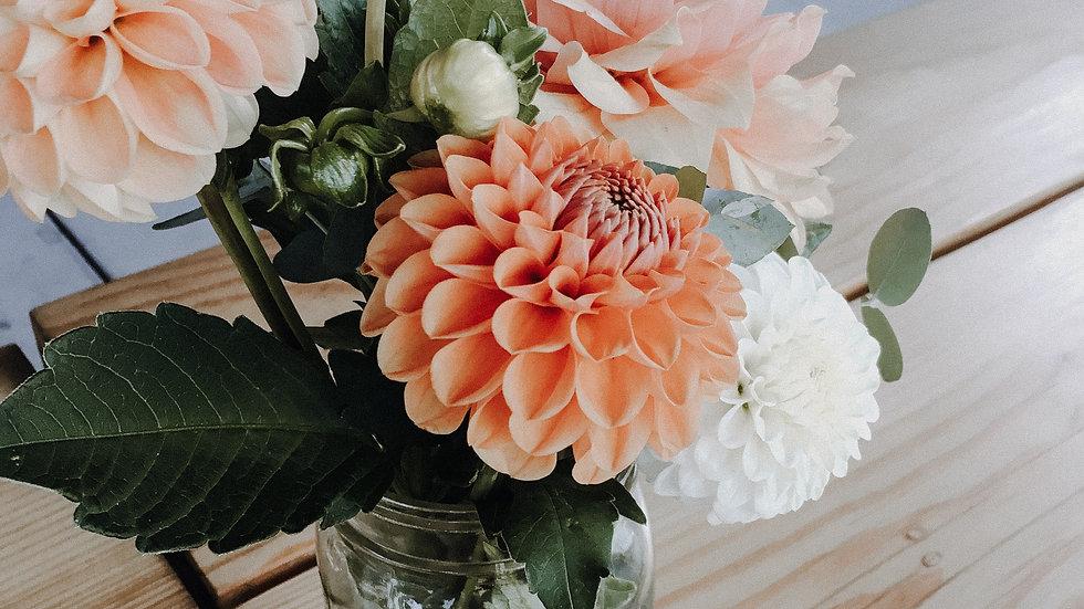 Weekly Farm Floral Program