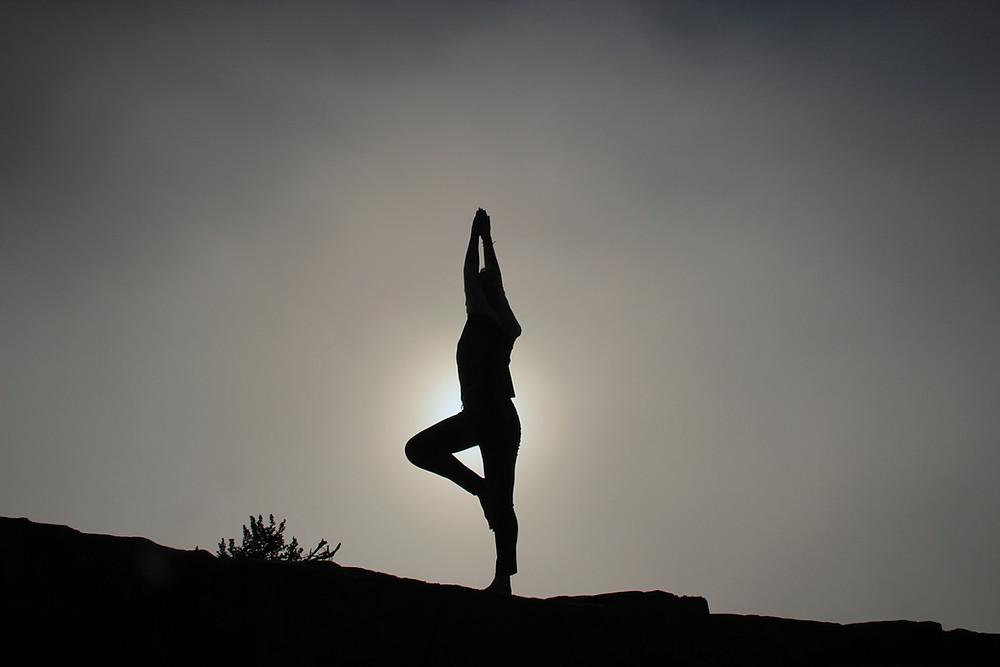 esercizi di pilates per migliorare l'equilibrio