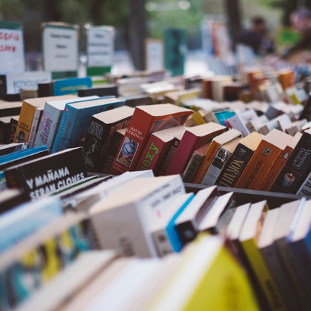 Around the Web: Indie Bookstore Day, NaPoMo, BookTok, and Trademarks
