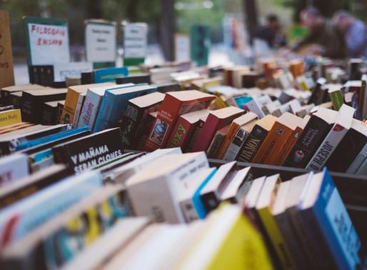 Os 10 livros de História Geral mais vendidos na Estante Virtual no mês de Março