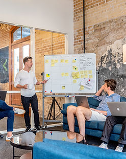 Lean Office combined with communication skills