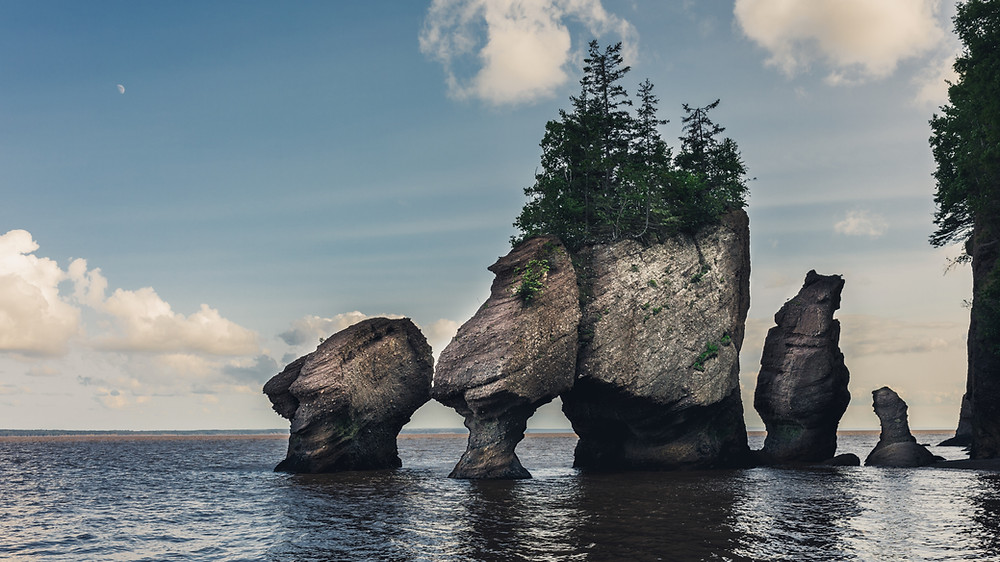 Bay of Fundy National Park, Canada