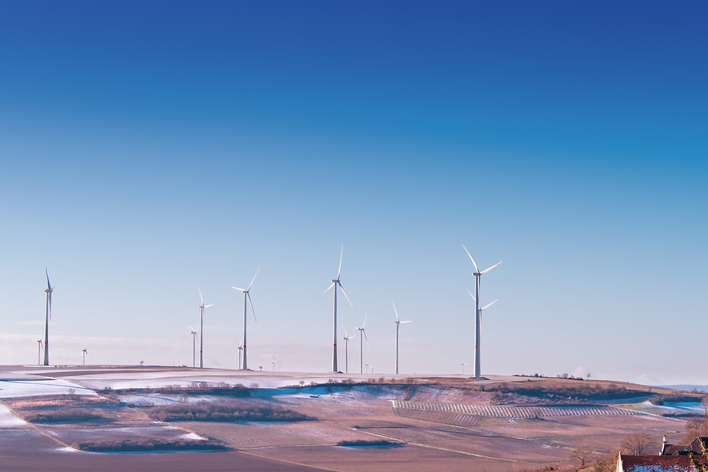 Rise in renewable energy as Europe fights against the climate crisis