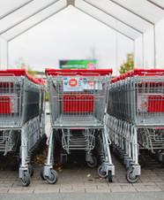 Discounter shopping carts