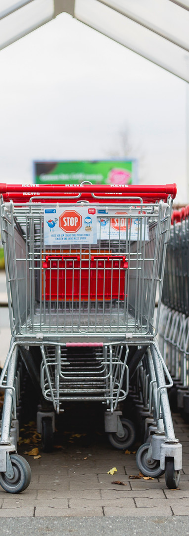 Discount shopping carts