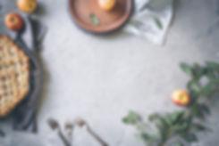 Pie Food Background