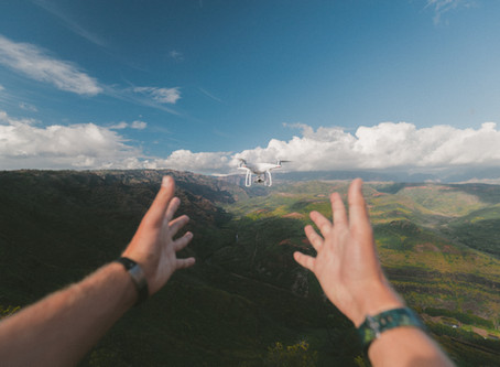 Wedding Trend of the Decade and It's Only Becoming More In-Demand: Drones