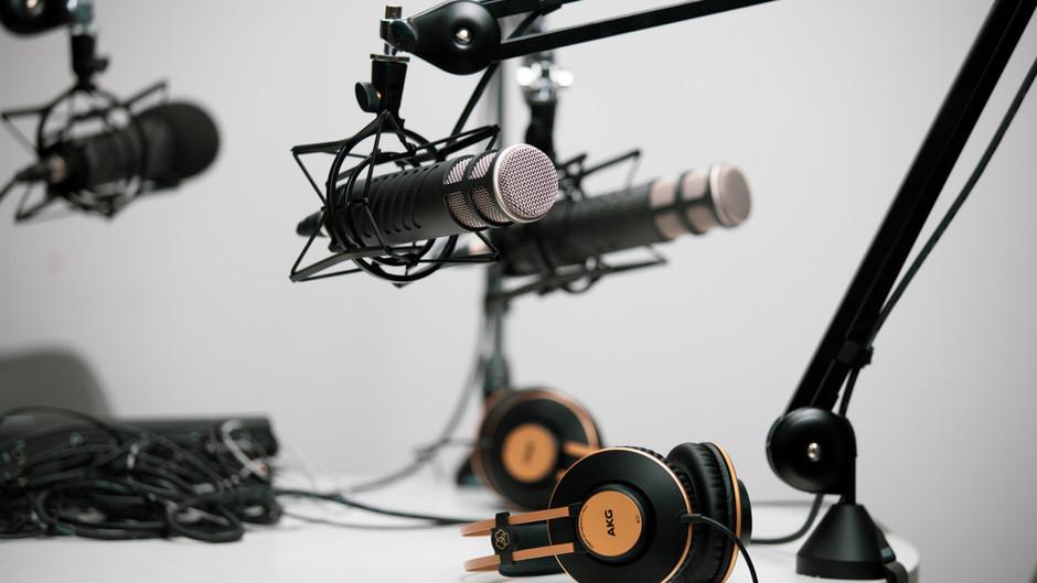 Om å skrive for andre på podcasten Fire Nye År