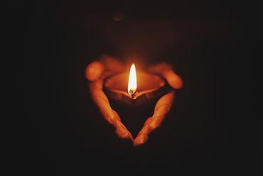 La lumière de la méditation
