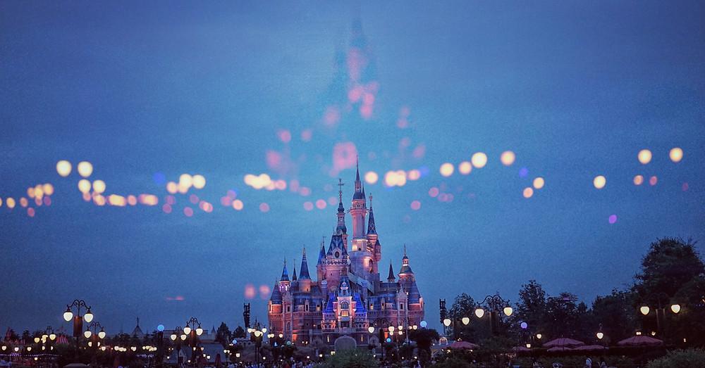 Admission To Disney Shanghai