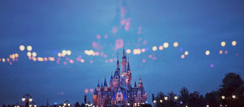 Mad at Disney