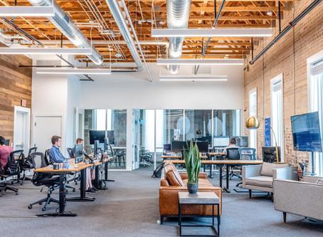Vom Office Sharing zum Desk Sharing