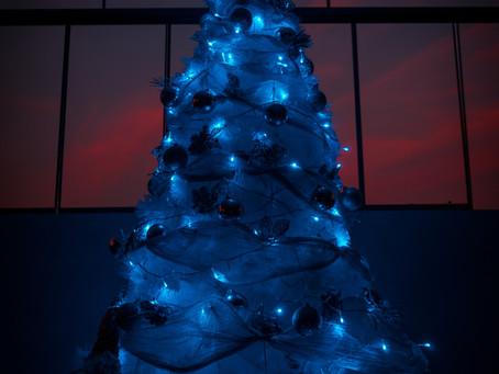 Les deseamos unas Felices Fiesta y Feliz Año Nuevo!