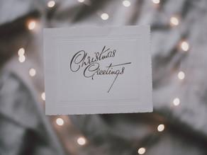 Winner of the Christmas Card Verse