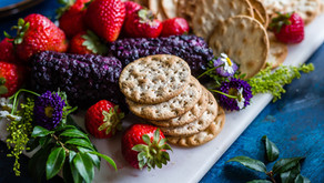 Create your own gluten-free crackers