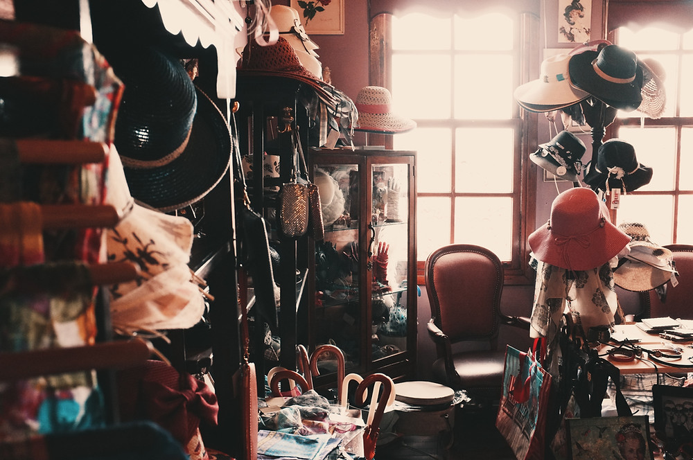 clutter causing anxiety