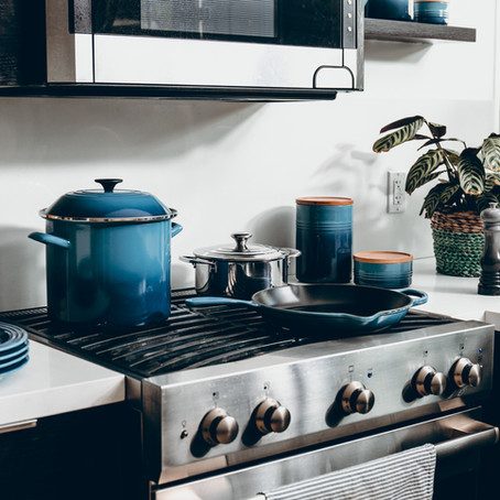 How long do gas stoves & cooktop last?
