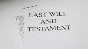 Will: An estate planning document