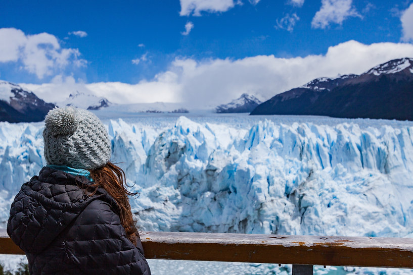 El calafate patagonia tour description page