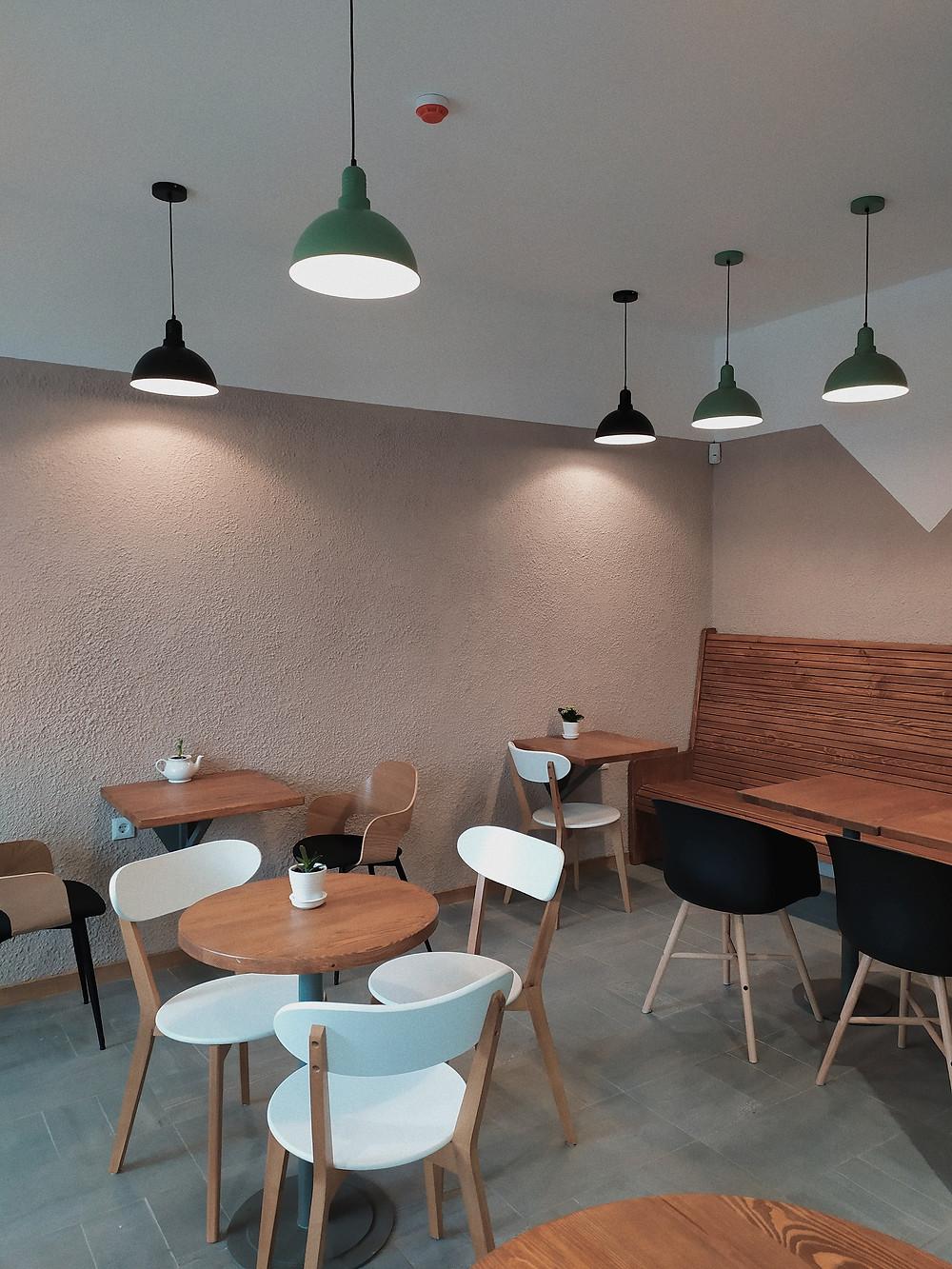 meubles de restaurant professionnel